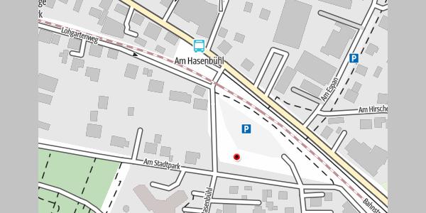 Parkplatz am Hasenbühl