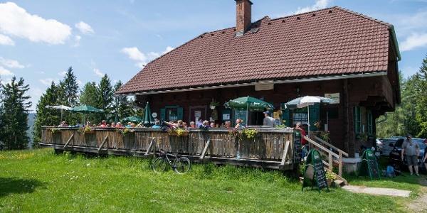 Schutzhaus Hochanger in Bruck an der Mur