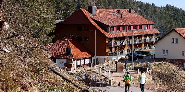 Berghotel Mummelsee.