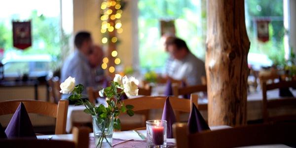 Die gemütliche Atmosphäre in der Gaststätte Schützenhaus