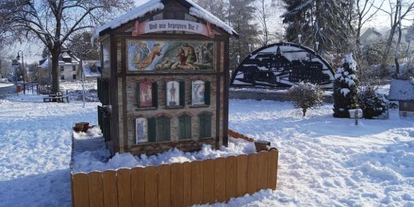 Adventshaus Mini-Weißbach