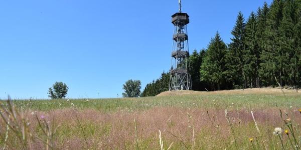 Aussichtsturm Erlebnisland Kegelsberg Gelenau