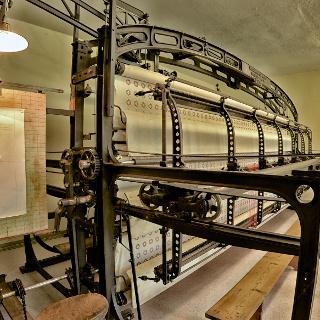 Museumsfabrik Schaustickerei Plauen