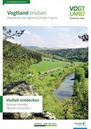 Titelbild Destinationsbroschüre