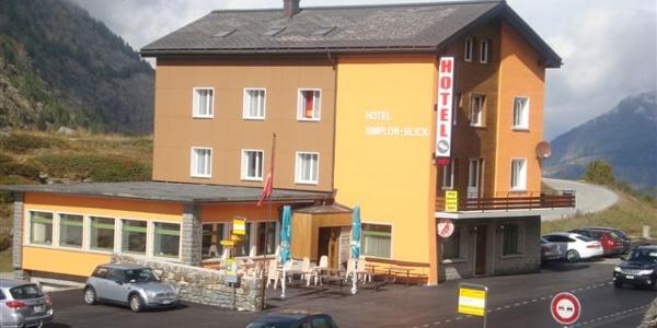 Hotel Simplon Blick