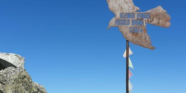 Gipfelkreuz Kl. Iffinger