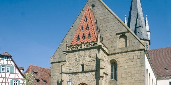 Katholische Kirche / Altstädter Kirche in Eppingen