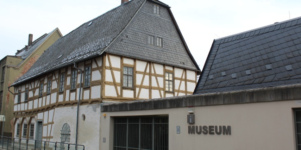 Tourist-Information im Stadtmuseum Lengenfeld