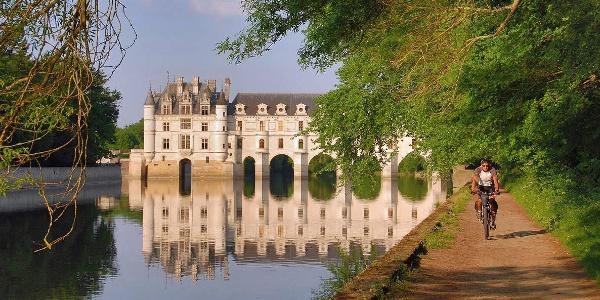 La Loire à vélo - Château de Chenonceau