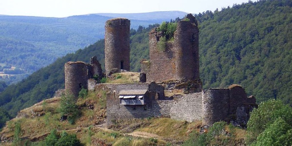 Château de Tournel