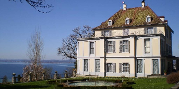 Le Château d'Arenenberg