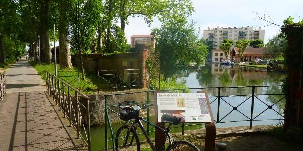 Les Cales de Radoub - Canal du Midi Toulouse