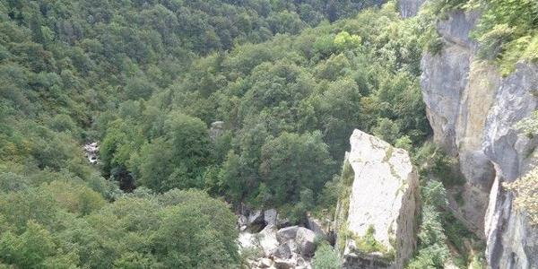 3 cols autour de la vallée de la Valserine