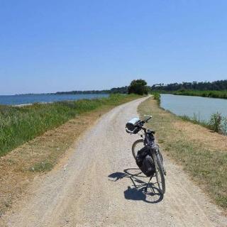 Canal de la Robine près de Narbonne