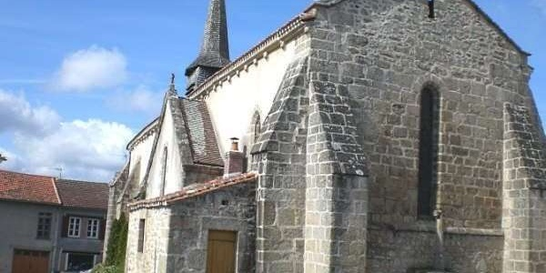 Circuit 'le champ communal' - Saint-Pardoux