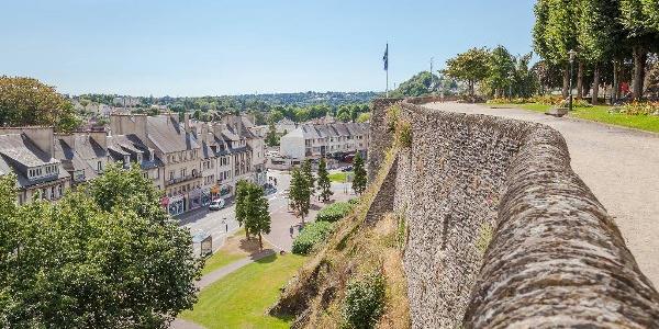 Saint-Lô et ses remparts