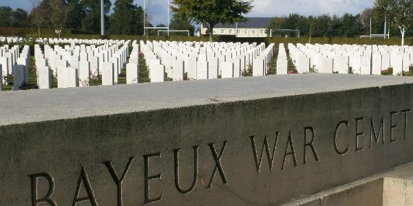 Cimetière de Bayeux