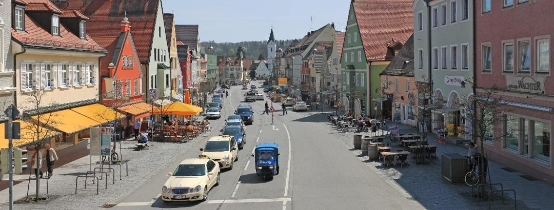 Fürstenfeldbruck Hauptstraße