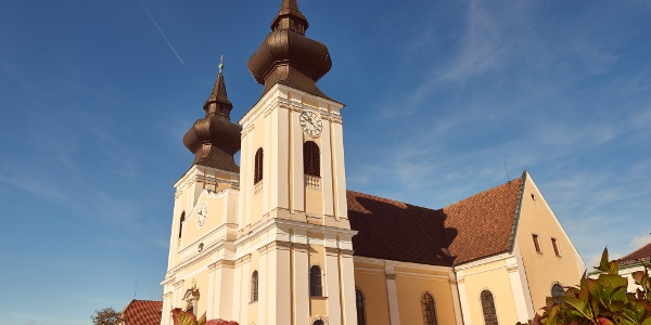 Basilika Maria Taferl im Nibelungengau