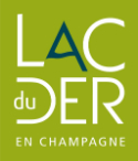 Logo Lac du Der en Champagne