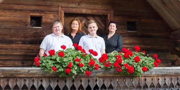 Gasthaus Kerschhofer: Familie