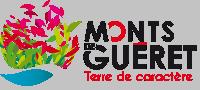 Logo Monts de Guéret
