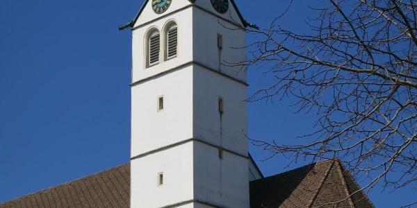 Ausgangspunkt ist die Kirche in Görwihl.