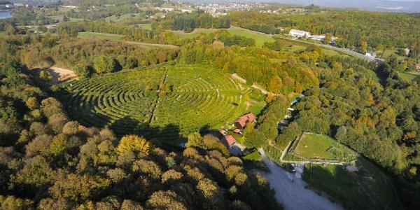 Circuit VTT 20 : L'arboretum des Monts de Guéret