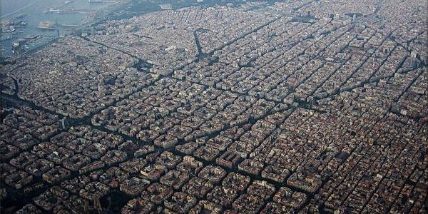 Barcelone, Avinguda Diagonal