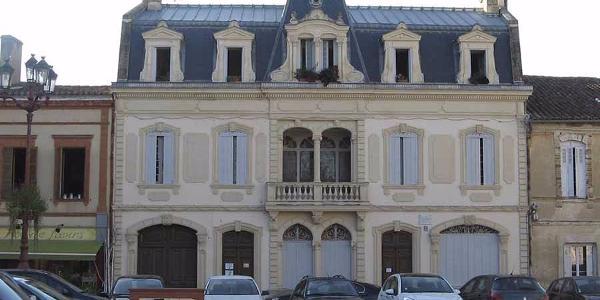 Maison Claude Augé - Gers - La Marion Clignet 2017