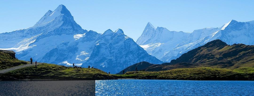 Bachsee bei Grindelwald.