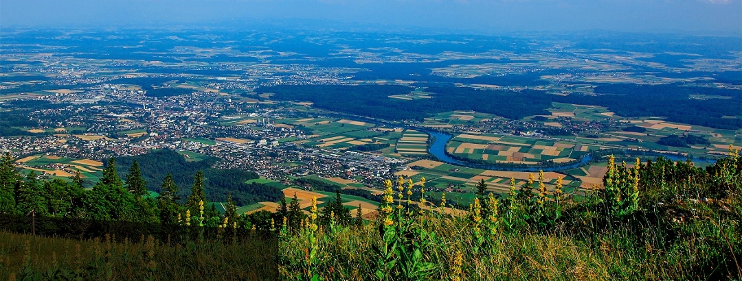 Aaretal bei Solothurn.