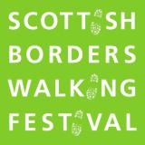 לוגו Scottish Borders Walking Festival