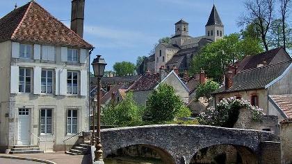 Pont du Perthuis-au-Loup à Châtillon-sur-Seine