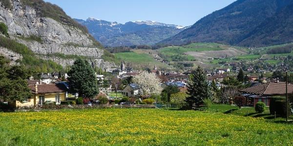Village of St-Maurice
