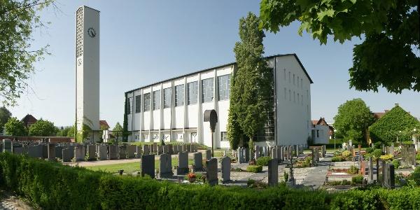 Katholische Pfarrkirche Heiliger Nikolaus
