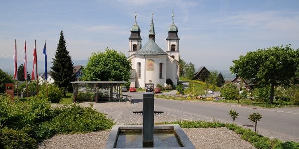 Wallfahrtskirche Unserer Lieben Frau Mariä Heimsuchung 1