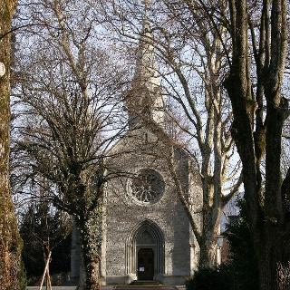 Evangelische Pfarrkirche A.B. Heiliges Kreuz