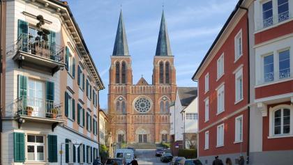 Katholische Pfarrkirche Zum Heiligsten Herzen Jesu