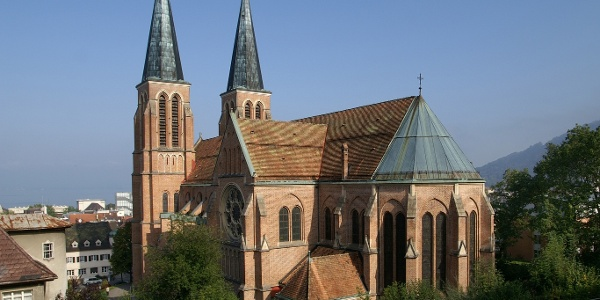 Katholische Pfarrkirche Zum Heiligsten Herzen Jesu 2