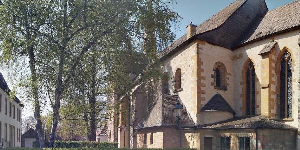 Pfarrkirche St. Laurentius, Clarholz am Kloster