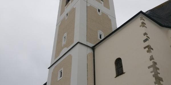 Gramastetten; Pfarrkirche