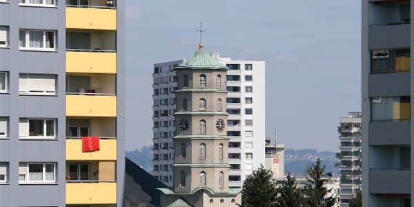 Katholische Stadtpfarrkirche Mariahilf