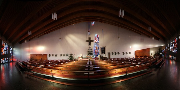 Katholische Pfarrkirche Heiliger Kolumban 1