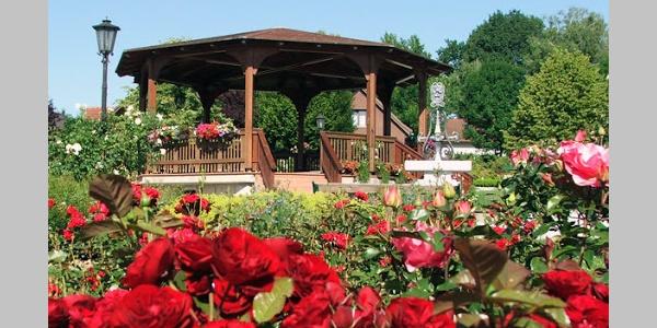Rosarium und Freizeitpark