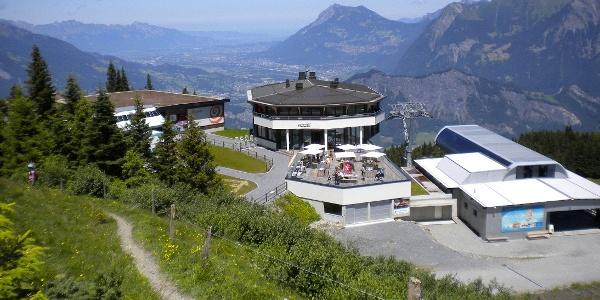 Panoramarestaurant Edelweiss Pizol