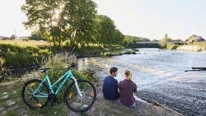 Radfahren im Saarland