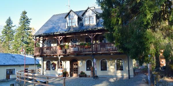 Tourist-Information Greifensteine im Berghaus