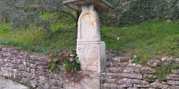 Capitello della Regola (Arco, Olivaia)