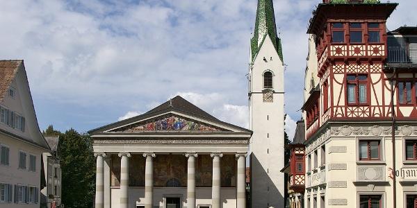 Stadpfarrkirche Sankt Martin 1
